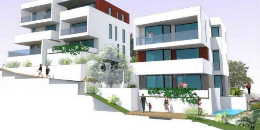 Penthouse in Meernähe Ciovo