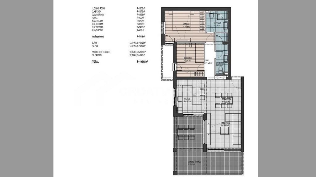 Apartment Ciovo - 2255 - photo (4)