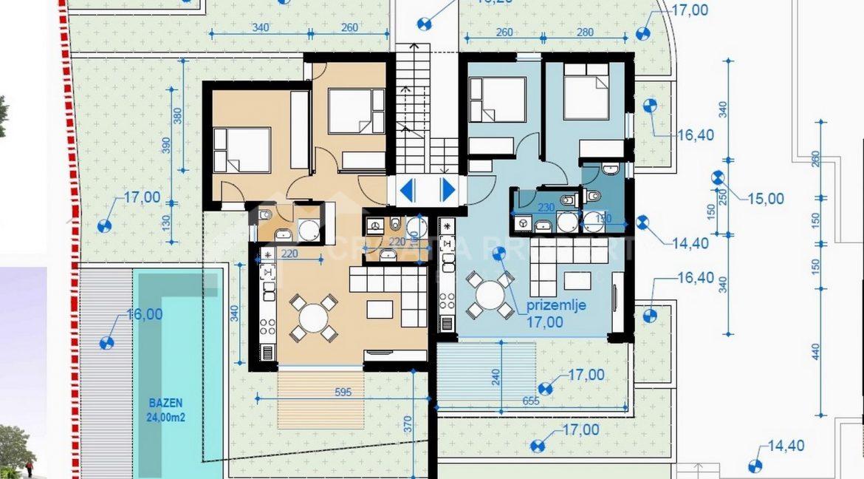 Ground floor apartment Ciovo - 2246 - photo (2)
