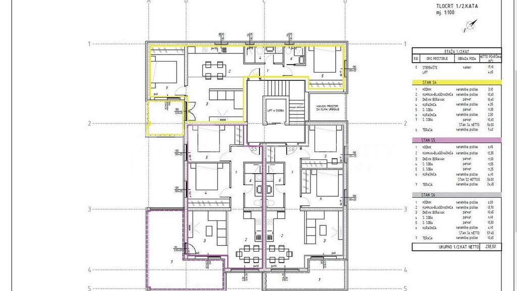 Ciovo new apartments - 2247 - photo (2)