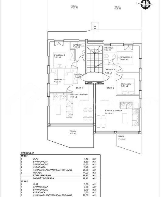 Apartment for sale Primosten - 2270 - photo (3)