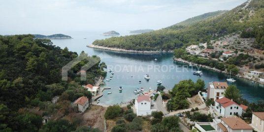 Građevinsko zemljište Korčula, prvi red